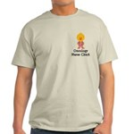 Oncology Nurse Chick Light T-Shirt