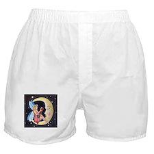 Cool Sleeping bunnies Boxer Shorts