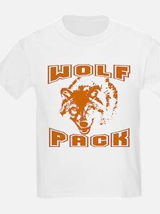 Wolf Pack ~ Russet T-Shirt