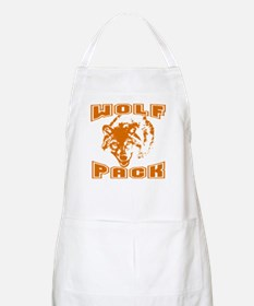 Wolf Pack ~ Russet Apron