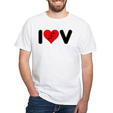 I Heart V Shirt