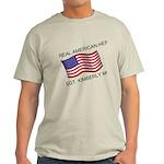 Real American Hero - Munley Light T-Shirt