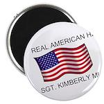 Real American Hero - Munley Magnet