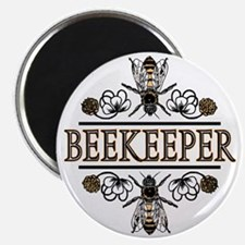 The Beekeepers! Magnet