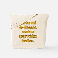 Mac N Cheese Tote Bag