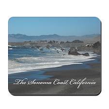 Sonoma Coast Mousepad