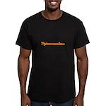 Pyromaniac Men's Fitted T-Shirt (dark)