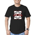 Intermittent Explosive Disord Men's Fitted T-Shirt