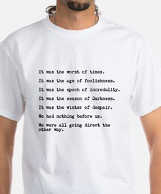A Tale of Two Cities - Worst of times T-Shirt