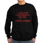 4 outta 5 Psychologists Sweatshirt (dark)