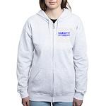 Varsity Psych Women's Zip Hoodie