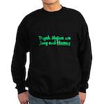 Jung and Horney Sweatshirt (dark)