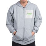 My Brother In Law Is A Therap Zip Hoodie