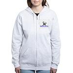 Mascot Undefeated Women's Zip Hoodie