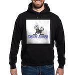 Mascot Undefeated Hoodie (dark)