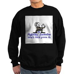 Mascot Kick Your Id Sweatshirt