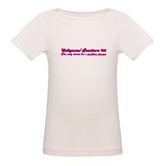 Seligman/ Bandura '08 Organic Baby T-Shirt
