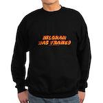 Milgram Was Framed Sweatshirt (dark)