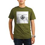 Rorschachs Rejected Plate 6 Organic Men's T-Shirt