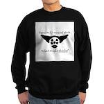 Rorschachs Rejected Plate 5 Sweatshirt (dark)