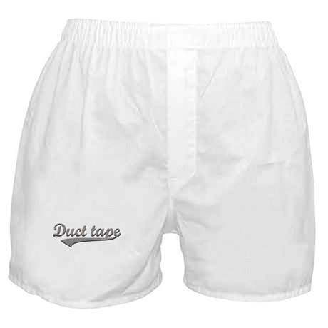 Duct Tape Boxer Shorts