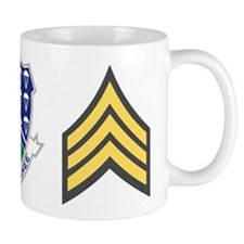 506th Infantry Sergeant 11 Ounce Mug