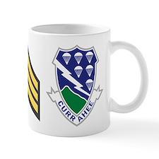 2-506th Infantry Sergeant 11 Ounce Mug