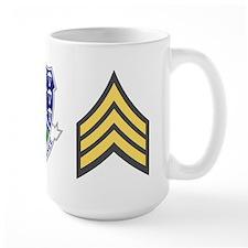 506th Infantry Sergeant 15 Ounce Mug