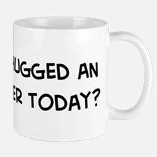 Hugged an Underwriter Mug