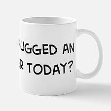 Hugged an Undertaker Mug