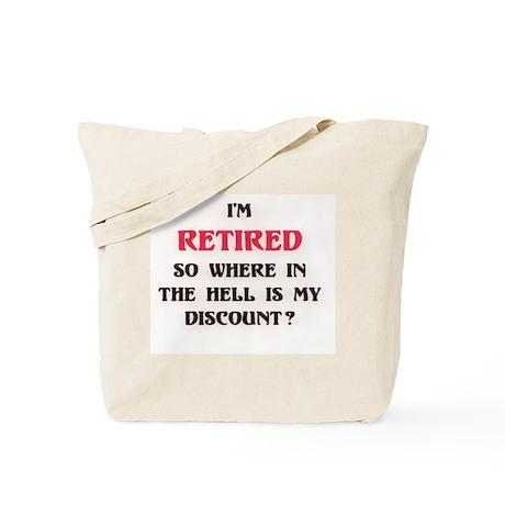 Discount Tote Bag