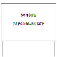 Elementary school Yard Sign