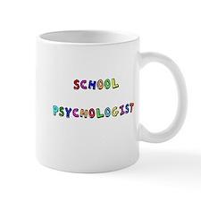 SCHOOL PSYCHOLO lower Mugs