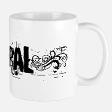 Goth/Punk Liberal Mug