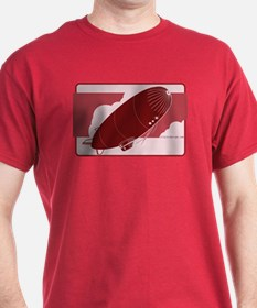 Up Up and Away (Red Sky) T-Shirt