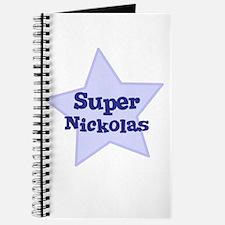 Super Nickolas Journal