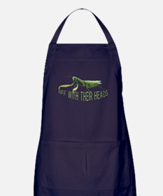 Praying Mantis Apron (dark)