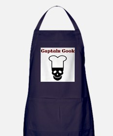 Captain Cook Pirate Apron (dark)
