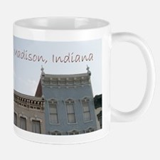 Madison Skyline Small Small Mug