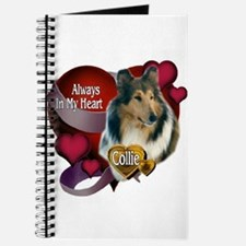 Collie_Always In My Heart Journal