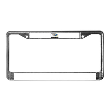 West Virginia Sheriff License Plate Frame