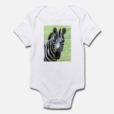 Zebra 4 Infant Creeper