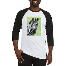 Zebra 4 Baseball Jersey