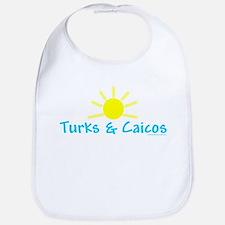 Turks & Caicos Sun - Bib