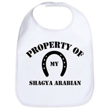 My Shagya Arabian Bib