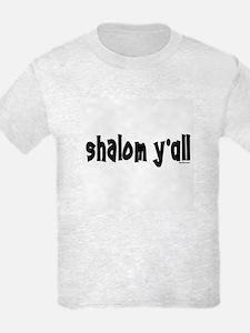 Shalom Y'All Jewish T-Shirt