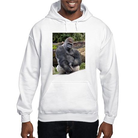 Gorilla Longer Version Hooded Sweatshirt