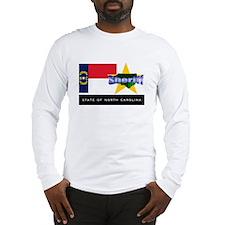 North Carolina Sheriff Long Sleeve T-Shirt