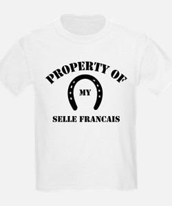 My Selle Francais Kids T-Shirt