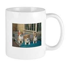 corgi corner Mug